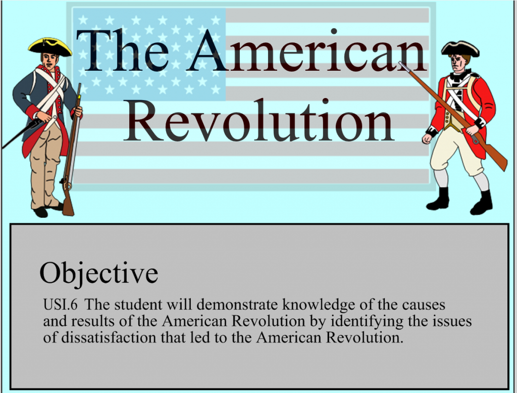american revolution Download or subscribe to the free course by yale university, american revolution.