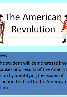 American Revolution | Powerpoint