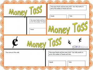 Money Toss Game